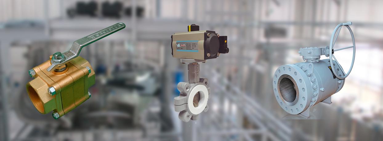 La importancia de contar con un proveedor de válvulas con una gran capacidad de producción